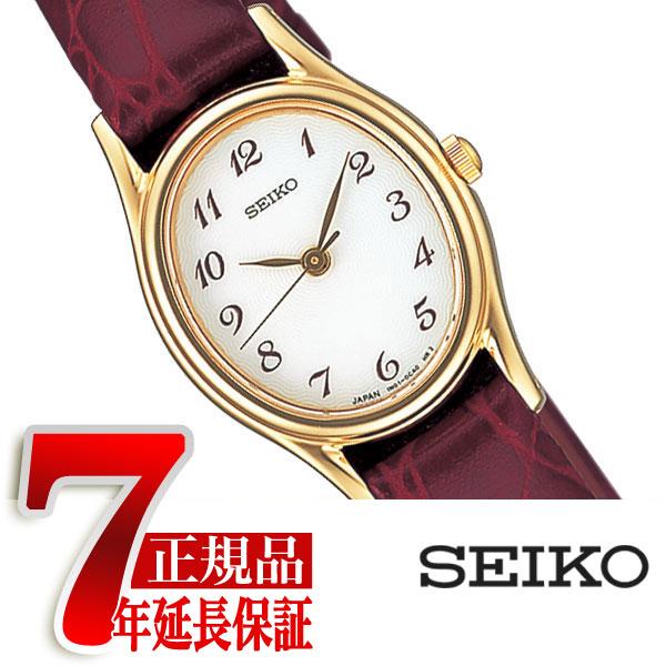 【正規品】セイコー スピリット SEIKO SPIRIT クォーツ レディース 腕時計 SSDA006
