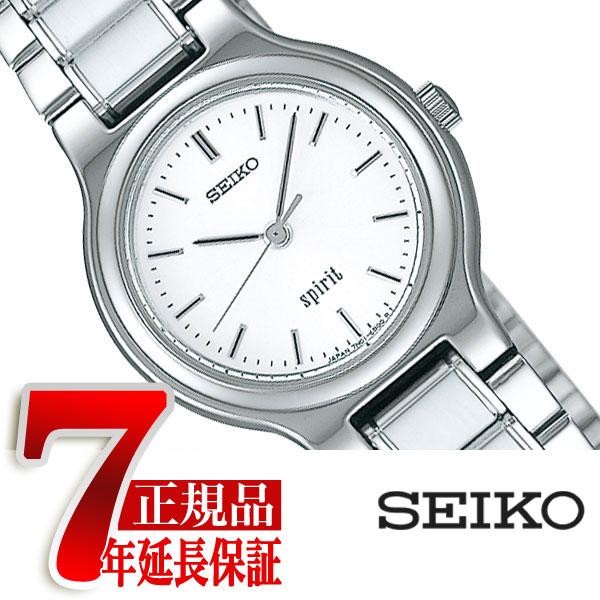 【SEIKO SPIRIT】セイコー スピリット クォーツ レディース 腕時計 SSDN003【ネコポス不可】