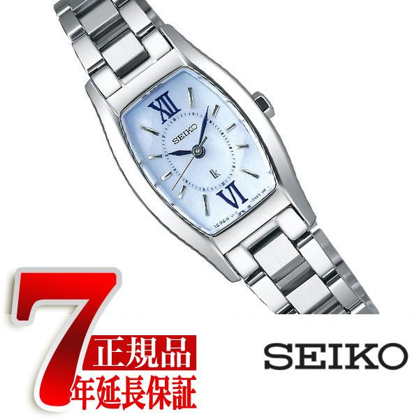 【母の日ギフト】【正規品】セイコー ルキア SEIKO LUKIA ソーラー 腕時計 レディース SSVR129