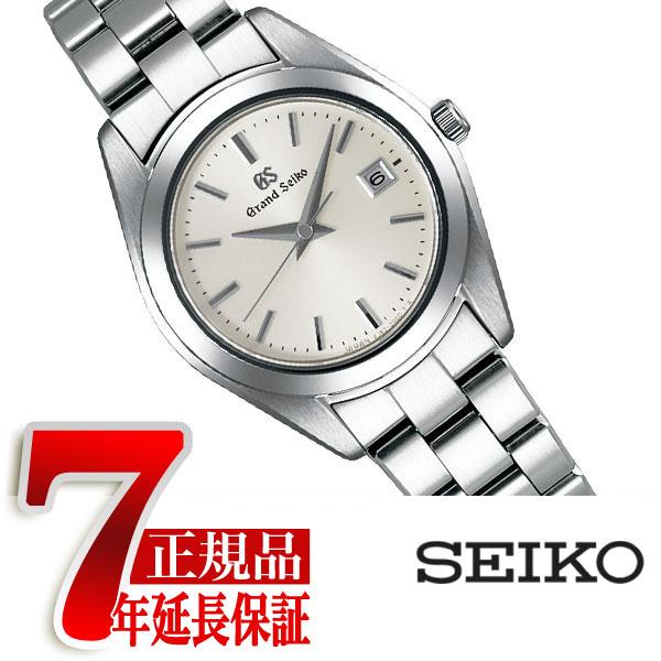 【おまけ付き】【正規品】グランドセイコー GRAND SEIKO クオーツ 腕時計 レディース アイボリーダイアル STGF265