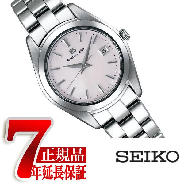【おまけ付き】【GRAND SEIKO】グランドセイコー クオーツ 腕時計 レディース マザーオブパールダイアル STGF267