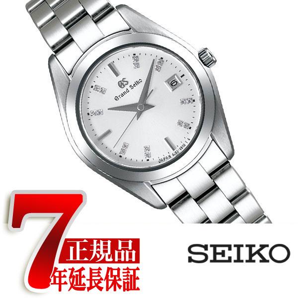 【おまけ付き】【GRAND SEIKO】グランドセイコー クオーツ 腕時計 レディース シルバーダイアル STGF273