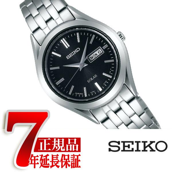 【正規品】セイコー スピリット SEIKO SPIRIT ペアモデル ソーラー レディース 腕時計 STPX031