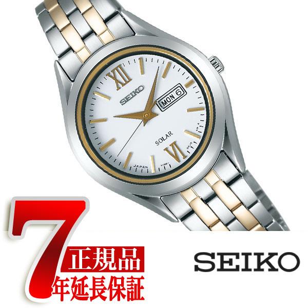 7年保証 正規品 セイコー SEIKO 送料無料カード決済可能 スピリット ブランド買うならブランドオフ SPIRIT レディース ソーラー STPX033 腕時計 ペアモデル