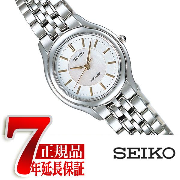 【正規品】セイコー エクセリーヌ SEIKO DOLCE&EXCELINE クォーツ レディース 腕時計 SWDL099