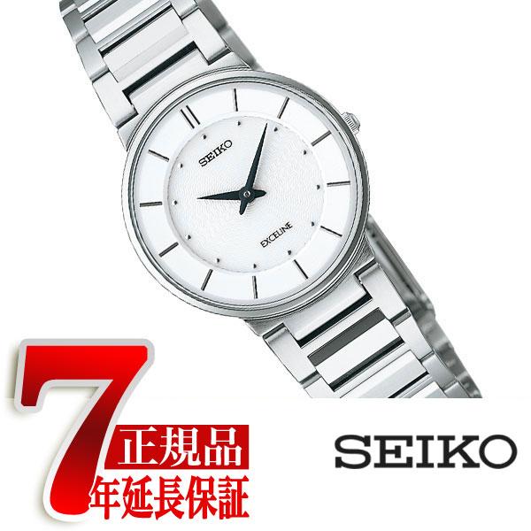 【母の日ギフト】【正規品】セイコー エクセリーヌ SEIKO DOLCE&EXCELINE クォーツ レディース 腕時計 SWDL147
