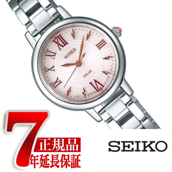 【正規品】セイコー ワイアード エフ SEIKO WIRED f クールヴィンテージ ソーラー レディース 腕時計 AGED099