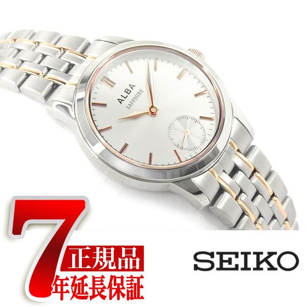 【正規品】セイコー アルバ SEIKO ALBA JAPAN COLLECTION ジャパンコレクション 腕時計 レディース AQGT001