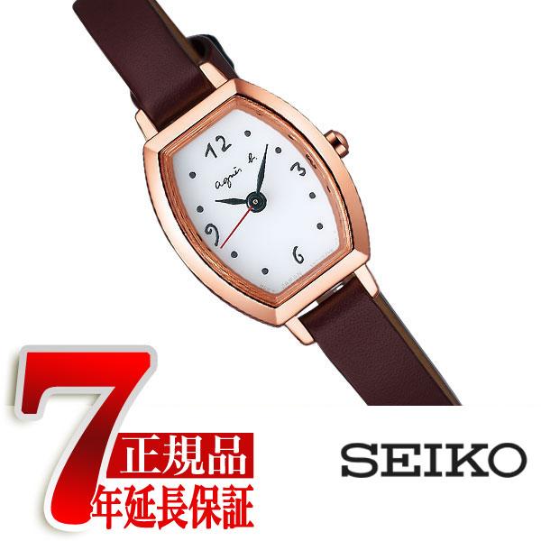アニエスベー agnes b. マルチェロ Marcello ソーラー レディース 腕時計 ホワイト ダイアル FBSD945