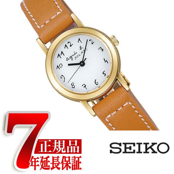 【正規品】アニエスベー agnes b. ソーラー 腕時計 レディース FBSD980