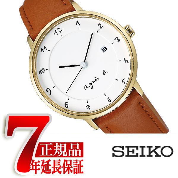 【正規品】アニエスベー agnes b. ソーラー 腕時計 レディース マルチェロ Marcello レザー FBSK944
