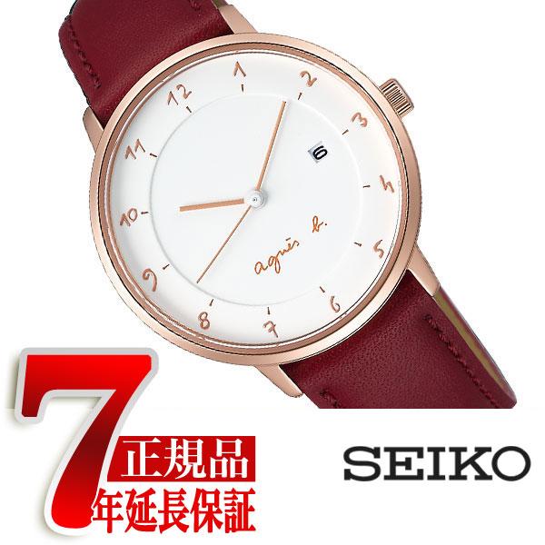 【agnes b.】アニエスベー ソーラー 腕時計 レディース マルチェロ Marcello レザー FBSK945