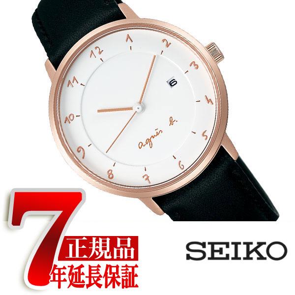 【agnes b.】アニエスベー ソーラー 腕時計 レディース マルチェロ Marcello レザー FBSK946