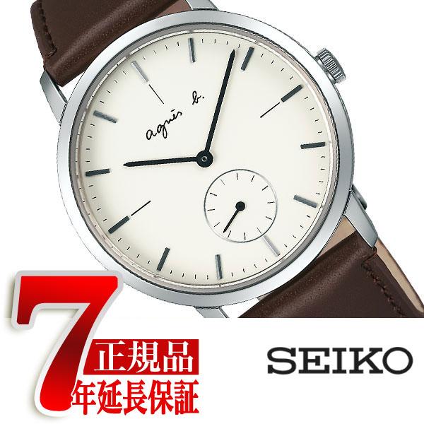 【agnes b.】アニエスベー 腕時計 メンズ レディース FCRT970
