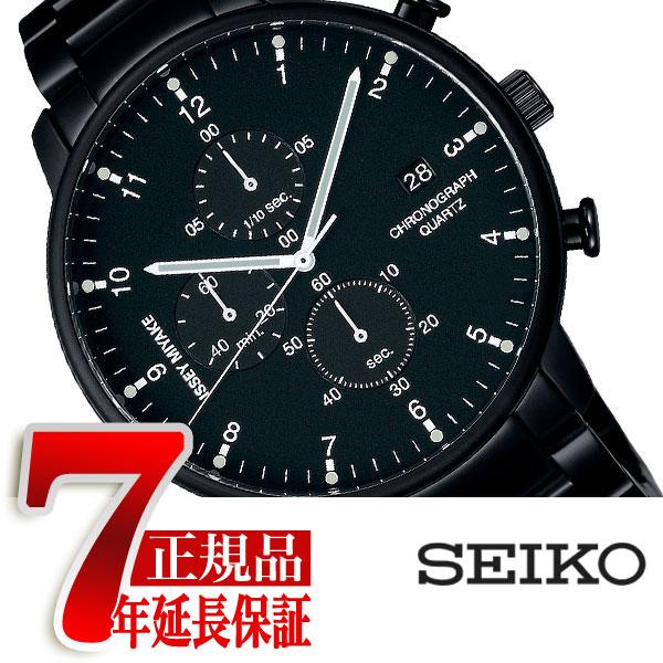【正規品】イッセイミヤケ ISSEY MIYAKE 腕時計 メンズ C シー ICHIRO IWASAKI 岩崎一郎デザイン クロノグラフ NYAD008