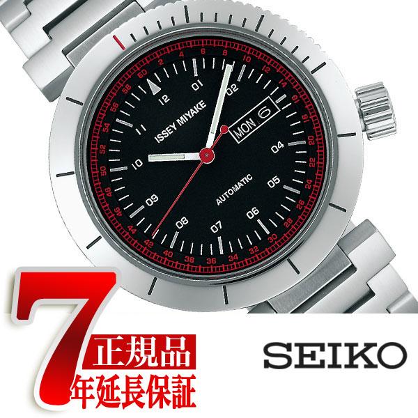 【ISSEY MIYAKE】イッセイミヤケ 自動巻き 腕時計 メンズ W ダブリュ 和田智デザイン NYAE001