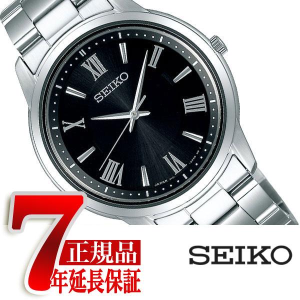 【正規品】セイコー セレクション SEIKO SELECTION ソーラー メンズ 腕時計 ペアモデル SBPL011
