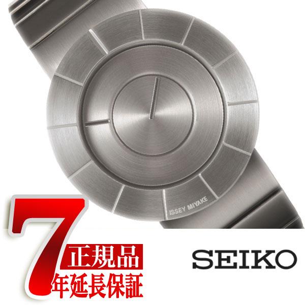 【ISSEY MIYAKE】イッセイミヤケ 腕時計 メンズ TO ティーオー 吉岡徳仁デザイン SILAN001