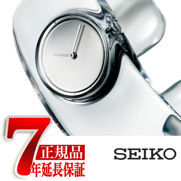 【ISSEY MIYAKE】イッセイミヤケ 腕時計 O オー シルバー クリア 吉岡徳仁デザイン SILAW001