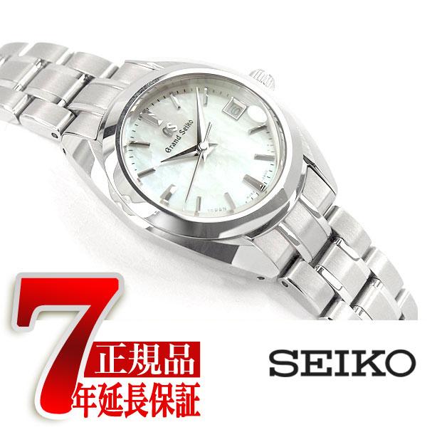 【おまけ付き】【GRAND SEIKO】グランドセイコー レディース クォーツ 腕時計 STGF275