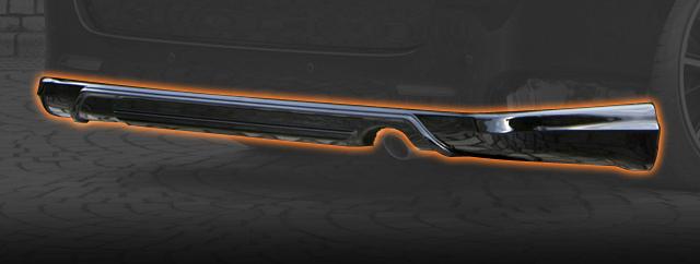 TOYOTA VELLFIRE ヴェルファイア (GGH20W 25W) Z用リアハーフスポイラー 送料無料 A0422