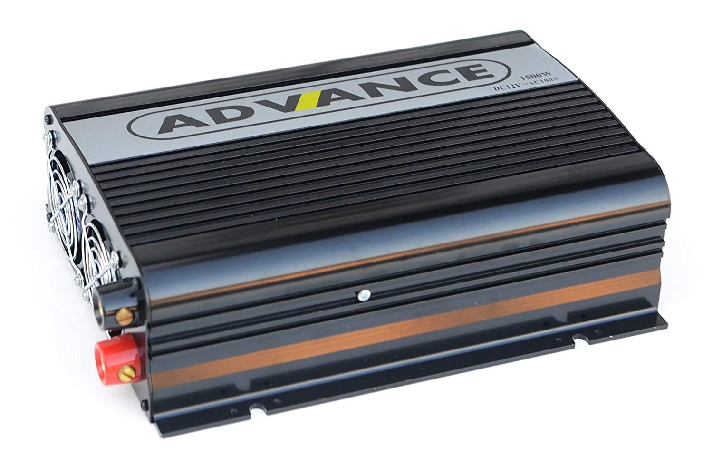 12V定格 1500W 瞬間3000W 50 60Hz切替 高出力 DC AC インバーター DCからAC100Vへ変換 防災グッズ キャンピングカー 発電機 送料無料 C04A