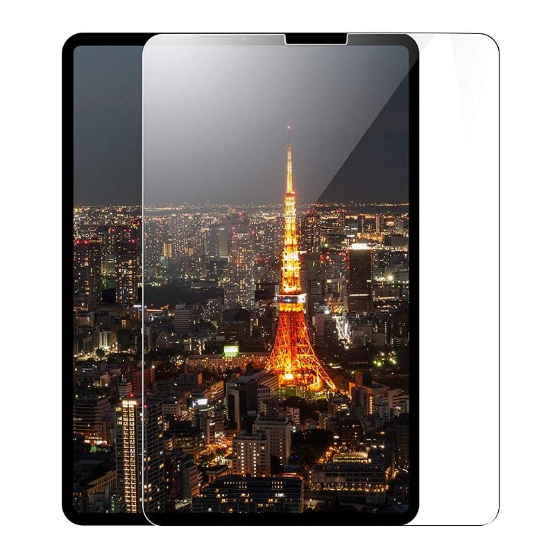 iPad Pro 11 12.9 インチ ガラスフィルム 12.9インチ 強化ガラス 中古 液晶保護フィルム FaceID対応 Touch対応 最高硬度9H 気泡ゼロ 超薄型 飛散防止 指紋防止 全面保護 3D スクラッチ防止 貼付け簡単 商品追加値下げ在庫復活