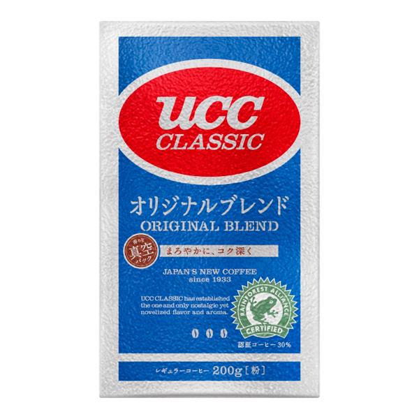 UCC クラシック オリジナルブレンド VP 200g×24個入り (1ケース) (MS)