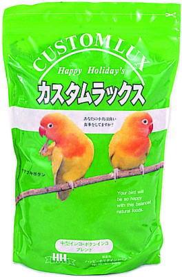ピーツー 低価格 アンド アソシエイツ カスタムラックス 中型インコ アウトレット☆送料無料 2.5L 鳥 とり ハッピーホリデイ フード エサ 餌 えさ