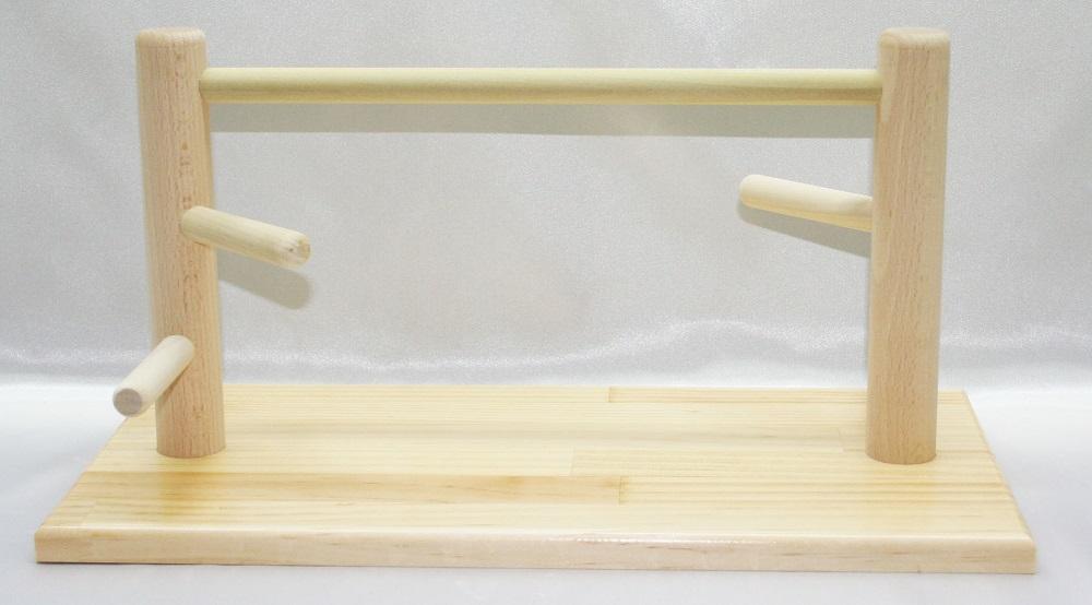 在庫処分 GB ジービー ROOM STAND ルーム スタンド おもちゃ 止まり木 タイプ:ワイド 日本メーカー新品 鳥