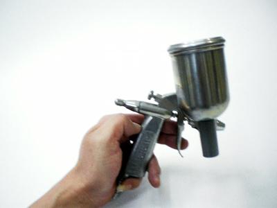 ピースガンRG-3L10.6mm(スプレーガン・エアーガン)