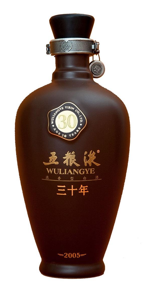 【中国酒】五粮液 五糧液 三十年