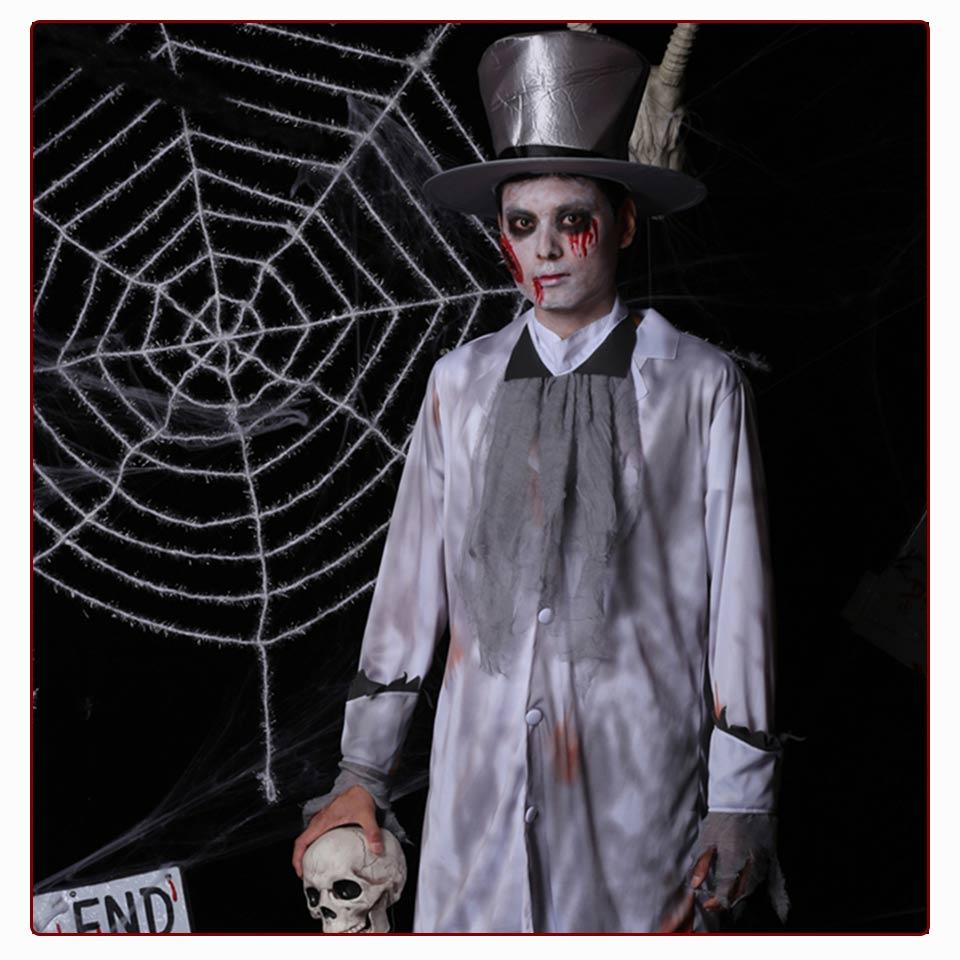ハロウィン 仮装 衣装 コスプレ 大人用 ゾンビ ホラー系 メンズ Halloween