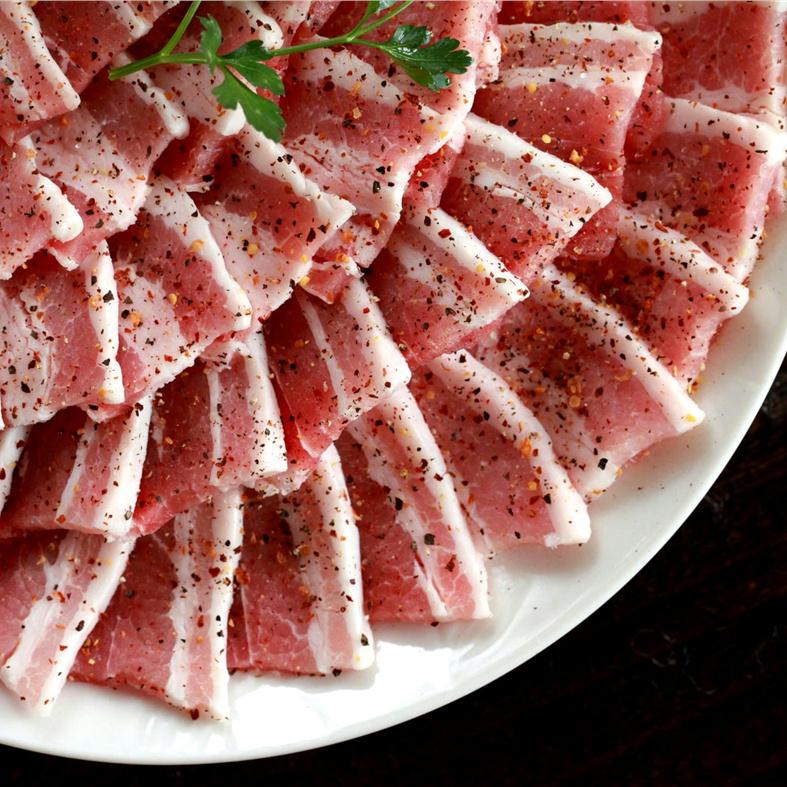 イベリコ豚 バラ焼き肉用 500g 高級 ギフト イベリコ おつまみ