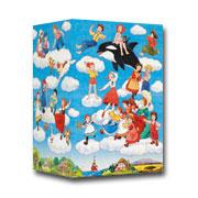 【送料無料】 世界名作劇場シリーズ 完結版 DVDメモリアルボックス
