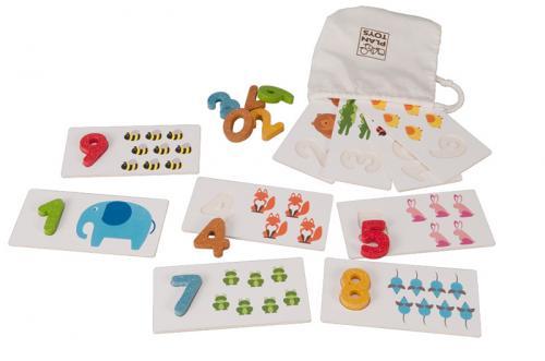送料無料 あす楽対応 PLANTOYS 値引き プラントイ 1着でも送料無料 ナンバー 1-10 数字 木製知育玩具