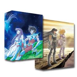 【送料無料】 聖闘士星矢 DVD-BOX I & II <最終巻> セット