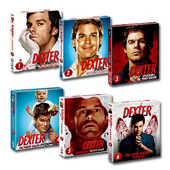 【送料無料】 デクスター シーズン1~6 <トク選BOX> [DVD] セット