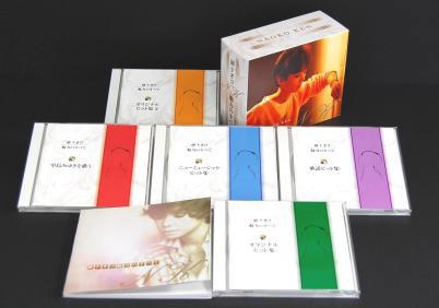 【送料無料】 研ナオコ~魅力のすべて~ CD-BOX(5枚組)