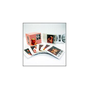 【送料無料】 枝雀十八番 CD-BOX(CD9枚組+ブックレット) / 桂 枝雀
