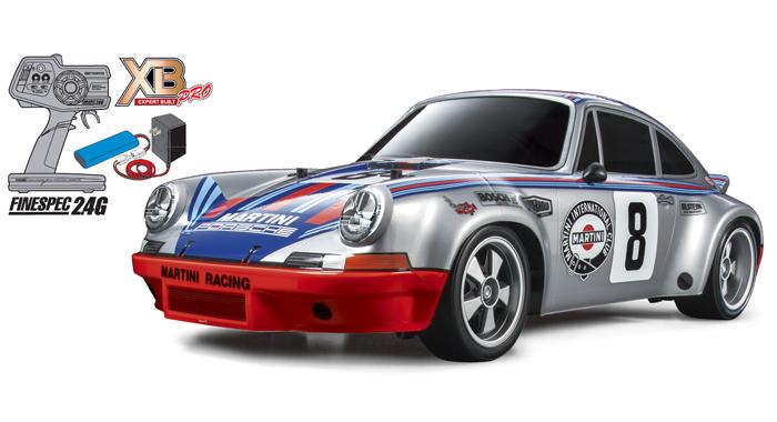 【送料無料】 ラジコン(完成品)1/10RC XB ポルシェ 911 カレラ RSR (TT-02)