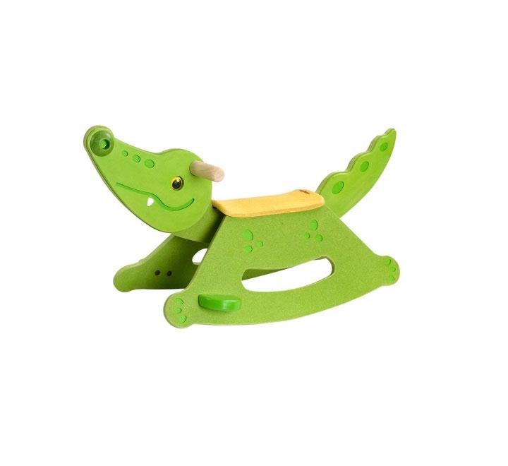 【送料無料】 PLANTOYS(プラントイ) ロッキングアリゲーター 乗用玩具