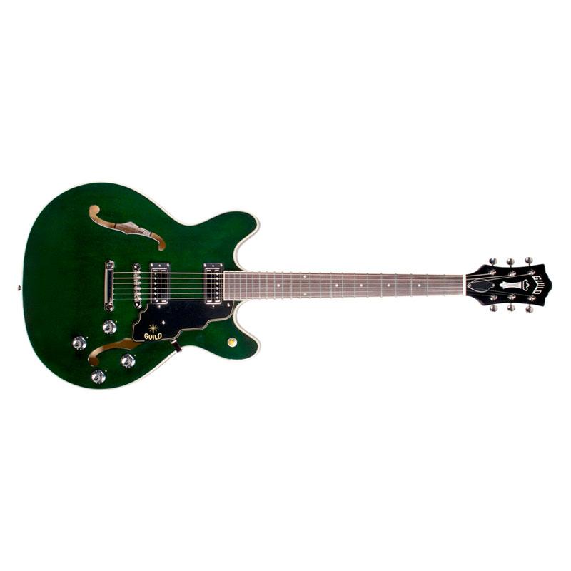 【送料無料】 Guild エレクトリックギター STARFIRE IV ST Maple/GRN