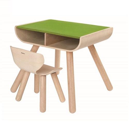 【送料無料】 プラントイ (PLANTOYS) テーブル&チェア 8700