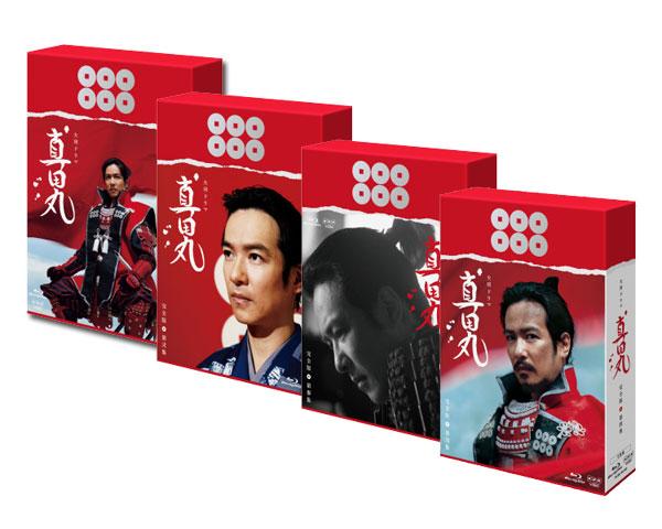 【送料無料】 真田丸 完全版 全巻 (第一集~第四集) Blu-ray セット