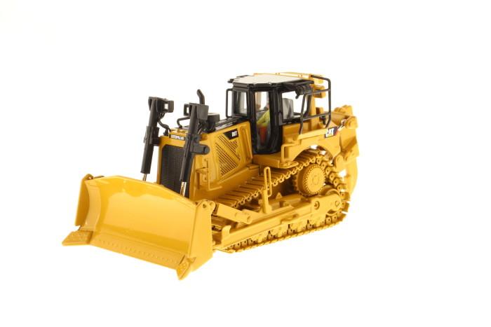 【送料無料】 建機 ダイキャストマスター 1/50 Cat D8T ブルドーザ