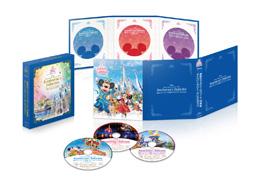【送料無料】 東京ディズニーリゾート 35周年 アニバーサリー・セレクション ブルーレイ