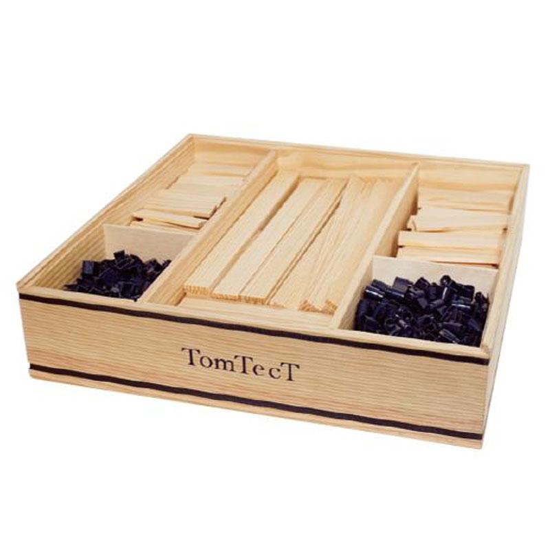 【送料無料】 フランス生まれの木製ブロック Tom Tect (トムテクト) 1000