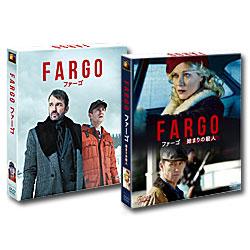 【送料無料】 FARGO/ファーゴ & FARGO/ファーゴ 始まりの殺人<SEASONSコンパクト・ボックス> DVDセット