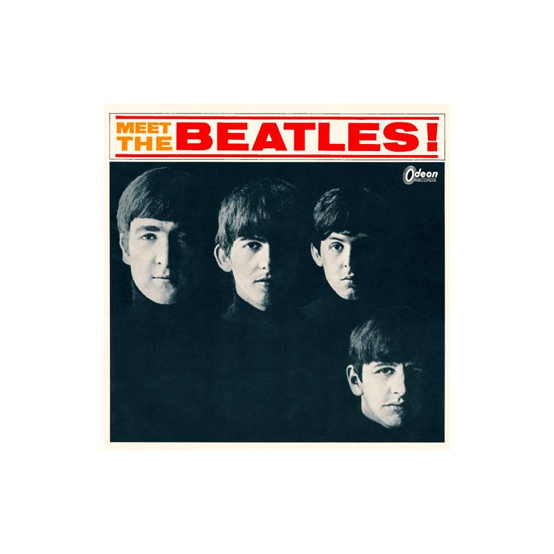 【送料無料】 ミート・ザ・ビートルズ<JAPAN BOX> CD5枚